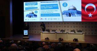 مؤتمر بإسطنبول يستعرض الحياة العلمية بالقدس في العهد العثماني
