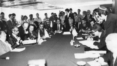 Photo of (العربية) معاهدة 17 أيار.. حين أنقذ لبنان نفسه من عار التطبيع