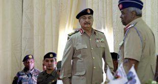 """[:ar]معركة طرابلس.. هل يتحوّل """"حفتر"""" إلى معمر قذافي جديد؟[:]"""